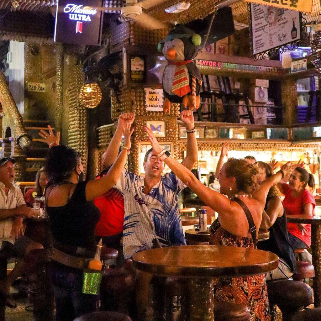 party at andales puerto vallarta